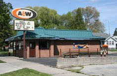 A&W Restaurant | restaurant: Bay City, MI | Flickr - Photo Sharing!