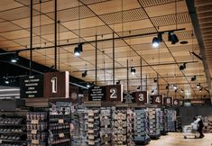 » IGA Summer Hill supermarket by loopcreative, Sydney – Australia