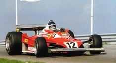 Ferrari 312T2 - Holanda 1977