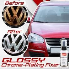 Glossy Chrome-Plating Fixer – pitayanutties Drill Set, Steel Plate, Volkswagen Logo, Steel Material, Chrome Plating, Paint, Garage, Products, Carport Garage