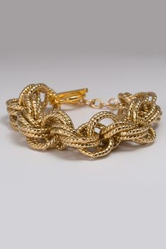 Harbor Chain Bracelet - Gorjana Jewelry
