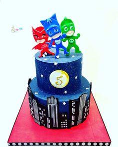 torta de pj masks - Buscar con Google