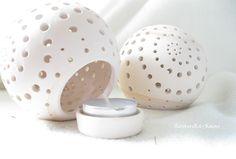 tea light, tealight, candle, holder, lamp, candle lamp, white, ceramics