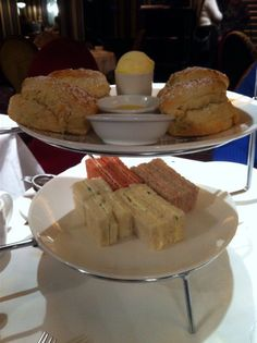 Afternoon Tea #Scones #FingerSandwiches #GuestReview