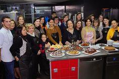 Workshop Doces de Chocolate a 31 de Janeiro de 2015 em Lisboa.