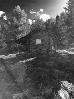 Cabane Vercorin Suisse