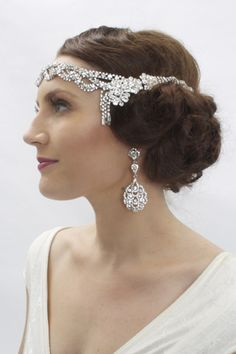 1920's hairstyle