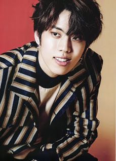 #INFINITE #JANG DONGWOO