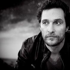 Matthew McConaughey (photo by Nikos Aliagas)
