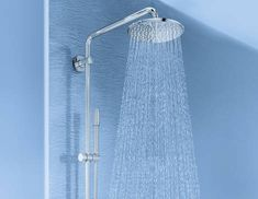 Rainshower System Shower system for wall mounting. Master shower