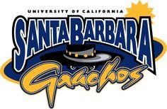 UCSB Gauchos Primary Logo on Chris Creamer's Sports Logos Page - SportsLogos. A virtual museum of sports logos, uniforms and historical items. Uc Santa Barbara, Santa Barbara County, Gaucho, University O, Team Mascots, Great Logos, College Football, Nhl, Sports Logos