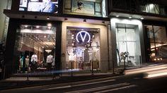 Дизайн магазина оптики Visual Culture Optical в Гонконге,  Китай