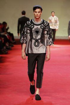 DolceGabbana Summer 2015 Mens Fashion Show