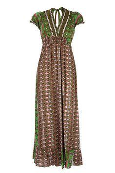 Green Sevilla Maxi Dress by Charlotte's Web | Charlotte's Web