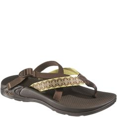 J104402 Chaco Women's Hipthong Two Sandals - Grasshopper