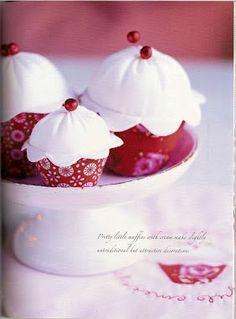 LAS LABORES DE ARACELI: Patron cupcakes tilda