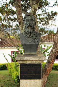 Busto de Tiradentes - https://abussolaquebrada.wordpress.com/2014/12/04/tiradentes/