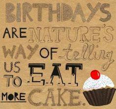 Eat Cake! #quote