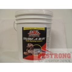 Snake-A-Way Snake Repellent - 28 Lbs Pail