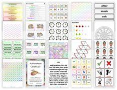 Free Mathematics Printables. Custom worksheets, teaching resources, printable games and manipulatives. Math Websites, Educational Websites, Cool Websites, Math 5, Fun Math, Math Games, Special Needs Teaching, Special Educational Needs, Free Teaching Resources
