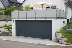 Die 9 Besten Bilder Von Garage Balkon Carport Garage Balcony