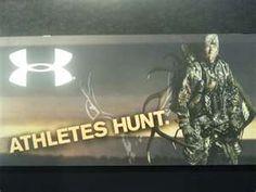 Athletes Hunt!