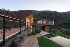 Casa El Maqui,© Felipe Díaz Contardo
