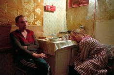 Luc Delahaye / russia