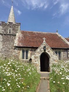 The Church of St Peter and St Paul, Mottistone, Isle of Wight