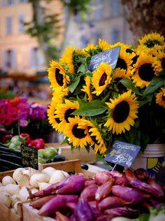 Provencal market , France