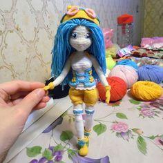 #амигуруми #амигурумикукла #крючком #кукларучнойработы #хендмейд #вяжутнетолькобабушки #amigurumidoll #amigurumi #crochet #crochet_doll #handmade #doll