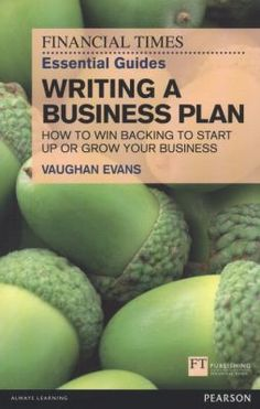 Show you how to write a great business plan and get start up money