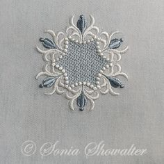 Wonderful Ribbon Embroidery Flowers by Hand Ideas. Enchanting Ribbon Embroidery Flowers by Hand Ideas. Embroidery Suits Design, Embroidery Motifs, Silk Ribbon Embroidery, Hand Embroidery Designs, Embroidery For Beginners, Sewing For Beginners, Embroidery Techniques, Sewing Basics, Sewing Class