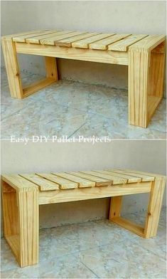 40 Diy Pallet Wooden Furniture Recent projects - Holz - . 40 Diy Pallet Wooden Furniture Recent projects – Holz – Pallet Furniture Bench, Furniture Plans, Wood Furniture, Pallet Bench Diy, Pallet Bank, Pallet Chair, Furniture Online, Pallet Wood, Furniture Stores
