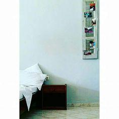 Mornings...🌅🌞🌝 #angelos_apartments #Alonissos #Alonisos #Alonnissos #Sporades #Greece #discoveralonissos #visitalonissos #island #bedroom #wall #decoration