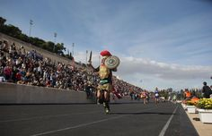 Want to run the original marathon? A trip to Greece for the Athens Marathon may be in order!