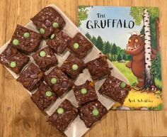 Why not enjoy a delicious Gruffalo Crumble this world book day? No baking is required and it's super simple. Just refrigerate and enjoy.