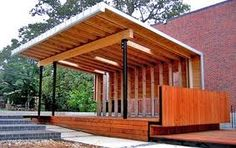 outdoor stage design ideas - Google Search