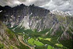 Troll Wall, Norway