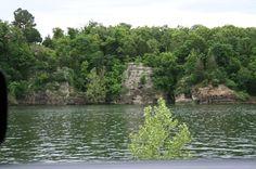 Lake Tenkiller Oklahoma