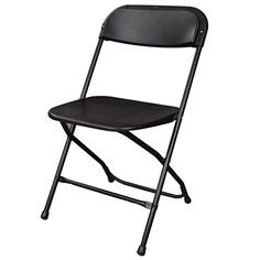 ontario furniture lightweight lifetime commercial grade contoured stackable weight capacity premium steel frame black metal folding chair with plastic