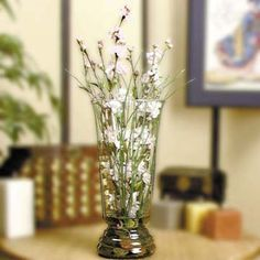 Just saw this craft idea on Michael's website...I think I just found my spring table centerpiece