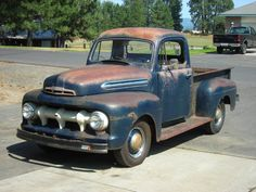 Info/Pics 1948 to 1952 Ford F1 Trucks - Page 5 - THE H.A.M.B.