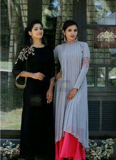 order contact my whatsapp number 7874133176 Abaya Fashion, Indian Fashion, Fashion Dresses, Mode Abaya, Churidar Designs, Indian Gowns, Anarkali, Lehenga, Party Wear Dresses