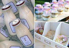 Cookies & Milk Guest Dessert Feature | Amy Atlas Events