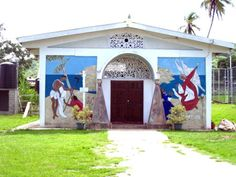 Luise Kimme Sculpture Museum Tobago- home page