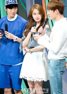 Jiyeon / MTV the show