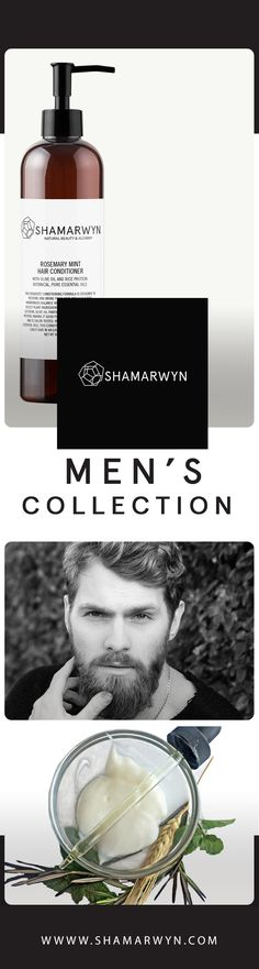 For the man who demands excellence! Natural Hair Products.