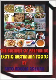 The ebook is a compedium of highly tasty Australian foods and delicasies that are very nuitritious and tasty-http://fiverr.com/users/xorenxo/manage_gigs