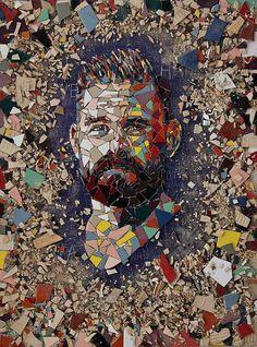 Jason Dussault    Mosaic Artist